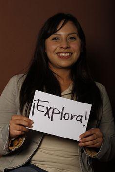 Explore, Sara Guevara, Estudiante, UDEM, Monterrey, México