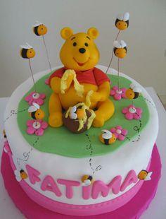Winnie the Pooh para Fátima!
