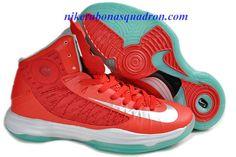 various colors 20085 9d60d Nike Lunar Hyperdunk 2012 Varsity Red White Tiffany Blue 535359 201