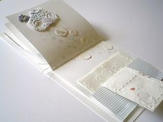 little books of embroidery by Karen Ruane
