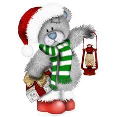 Merry Christmas name to family/friend Christmas Teddy Bear, 3d Christmas, Christmas Clipart, Christmas Images, Vintage Christmas, Tatty Teddy, Teddy Bear Images, Teddy Bear Pictures, Xmas Clip Art