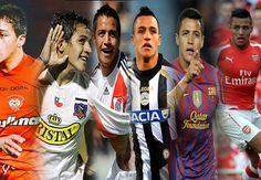GALERIA: 10 años de Alexis Sánchez England Fa, Alexis Sanchez, Middlesbrough, Fa Cup, Arsenal, Football, Baseball Cards, Sports, Soccer