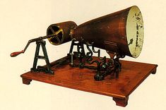 The Phonograph- a decade after inventing the telphone, Alexander Graham Bell and his assistant, Charles Sumner Tainter improved on an early system of recording sound on tinfoil plates by inventing a phonograph that used a stylus etching groves in a wax cylinder