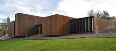Le musée Soulages de Rodez - RCR architectes - 2014