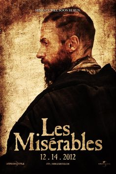 Les Miserables movie - release date has been moved to CHRISTMAS DAY