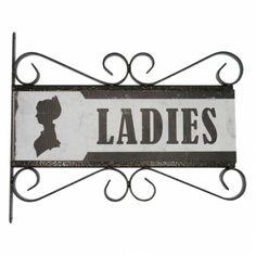 PLACA ARAMADO LADIES