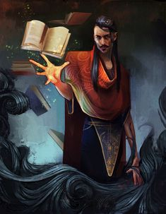 Men in fantasy art — annazees: My piece for the Fortitudo Dorian Art. Dragon Age Games, Dragon Age 2, Dragon Age Origins, Dragon Age Inquisition, Character Concept, Character Art, Character Design, Character Ideas, Concept Art