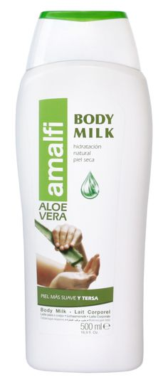 Aloe Vera - Body Milk - 500 ml - 6 € Amalfi, Aloe Vera Piel, Latte, Shampoo, Spa, Milk, Relax, Beauty, Dry Skin