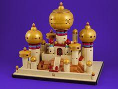 Agrabah microscale, crossover Disney et LEGO Architecture Lego Disney Princess, Lego Princesse Disney, Disney Theme, Lego Minecraft, Lego Lego, Minecraft Buildings, Minecraft Skins, Lego Film, Legos