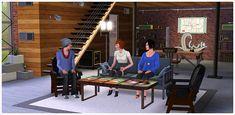 Loft Hipster Grão de Café - Store - The Sims™ 3