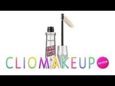 Recensione Mascara per Sopracciglia Benefit Gimme Brow Volumizing Fiber Gel Review | ClioMakeUpReview - YouTube | Bloglovin'