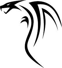 Resultado de imagem para tribal dragon