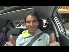 AO: Rafa's KIA Open Drive