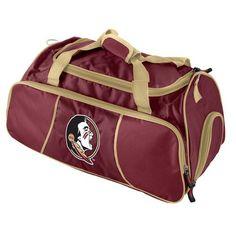 FSU Florida State University Workout Gym Duffel Bag