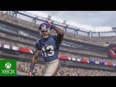 Madden NFL 16 (Gameplay Trailer) [Video]- http://getmybuzzup.com/wp-content/uploads/2015/06/Madden-NFL-16-650x358.png- http://getmybuzzup.com/madden-nfl-16-gameplay-trailer-video/- Check out this game trailer for the new Madden NFL 16 due out on Xbox onAugust 25th.Enjoy this videostream below after the jump. Follow me:Getmybuzzup on Twitter|Getmybuzzup on Facebook|Getmybuzzup on Google+|Getmybuzzup on Tumblr|Getmybuzzup on Linkedin|Getmybuzzup on P