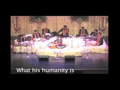 """Dr. Mamta Joshi, a Sufi Singer from India who has a Ph.D. in music, performs a beautiful rendition of my Punjabi poem, """"Umber Di Shehzadiye"""" or """"To the Princess of the Skies"""" live on her first tour of Canada in 2010. This version has English subtitles."""