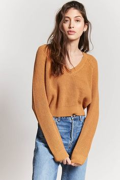 Find your favorite sweater & cardigan styles at Forever Cozy up in our oversized knits with classic crochet cardigans, ribbed sweater dresses, velvet sweatshirts, chenille tops & more! Outfits Otoño, Winter Outfits, Fashion Outfits, Sweaters For Women, Women's Sweaters, Cardigans, 90s Fashion, Casual Chic, Knitwear