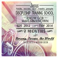 Join our DTS, starting September Apply, and read more here. Jesus Heals, Training School, September 2013, Knowing God, Church Ideas, How To Apply, How To Make, Join, Healing