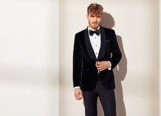 Godwin Chali - Menswear Wedding Groom, Grooms, Wedding Inspiration, Menswear, Suits, How To Wear, Fashion, Moda, Boyfriends