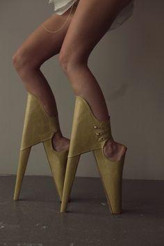 the best attitude 5f26a 1068a Reverse Heels Mode Tips, Modeskor, Modemiss, Haute Couture, Herrmode, Skor  Klackar
