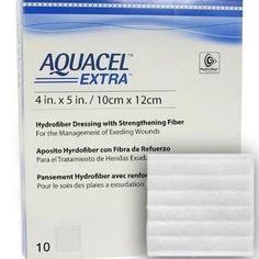 ConvaTec AQUACEL Extra Hydrofiber - Wound Dressing (w/out silver)