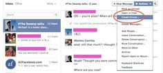 Can Facebook Users Create Groups Made Up Of Participants In Group Chats?