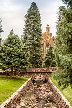 Glen Eyrie Castle, Colorado Springs, CO