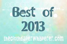 Best of The Cloth Diaper Whisperer 2013