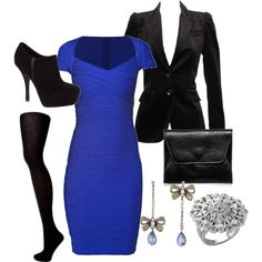 Outfit for a Winter Wedding