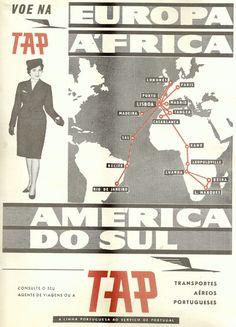 A linha portuguesa ao serviço de Portugal, 1961