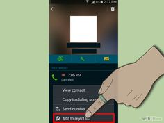 How to Block a Number on Android #technology #android