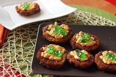 Fried Green Tomatoes with Pimento & Mint Jelly