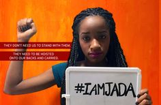 #EverythingShaquana #MidnightExpress #PardonTheDelay #WCW #Presents 'An Open Letter Of Gratitude To #IAmJada!' ow.ly/JiBtD