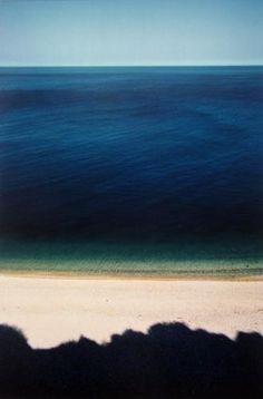 Franco Fontana, Paesaggio, Baia Della Zagare, from the portfolio Color Nature Landscapes I, 1970.