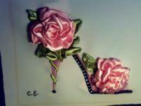 Gallery.ru / Фото #13 - Моя вышивка лентами - csarab