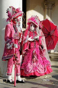 Venice Carnival 2009 by SAVAGE PHOTOS, via Flickr