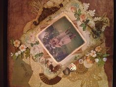 Ancestry shadow box
