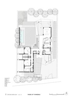 E75c301207366356256eed6944eg 12401913 pixels plans gallery house in khandala opolis architects 15 malvernweather Image collections