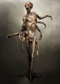 More WRATH OF THE TITANS Concept Art Surfaces Featuring Creature Designs