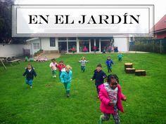 El Patio de mi Casa -Escuela Infantil-: En el Jardín