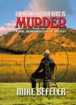 Second book in the Paul Jacobson Geezer-lit Mystery Series.