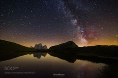 Mirror in the night by danielebisognin #nature #travel #traveling #vacation #visiting #trip #holiday #tourism #tourist #photooftheday #amazing #picoftheday