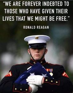 Today we remember those who have made the ultimate sacrifice, that we might have the freedoms that our Great Nation affords us 🇺🇸 Enjoy your Holiday, and please take some time to yourself to remember the fallen 🙏 memorialday neverforget Marine Corps, Marine Mom, Marine Life, Military Quotes, Military Life, Military Service, Marine Quotes, Usmc Quotes, Navy Military