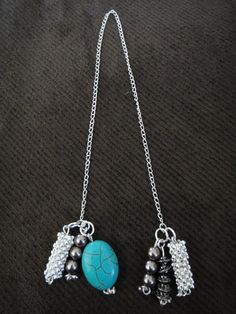 Tarjetas Coser Jade Verde Señaladores 10 X chainette Borlas Bridal Decoraciones