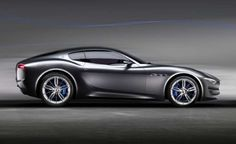 2017 Maserati Alfieri-expected to see in the $100,000.00 range--25 Cars Worth Waiting For: 2016–2019