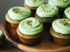 This moist cake recipe has a double-dose of matcha—both in the batter and frosting.