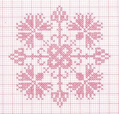Cross stitch *♥* Biscornu