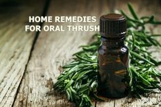 These home remedies for oral thrush will treat both the symptoms and the cause. Maintain a good oral health and steer clear of spicy and sugary foods. #health #healthcare #healthyliving #homeremedies #naturalremedies #naturalliving