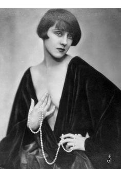 Margarete Penz, 1926 ©Atelier Angelo\/ullstein bild via Getty