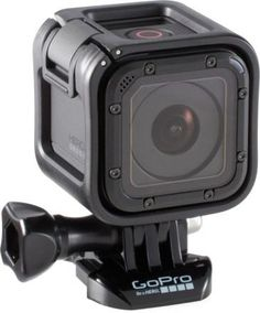 Their smallest, lightest and most convenient camera yet, the GoPro Hero4 Session is the gift to give this holiday season! With it's innovative design, this compact camera delivers stunning photos in 33 ft. of water making it a great gift for thrill seekers.